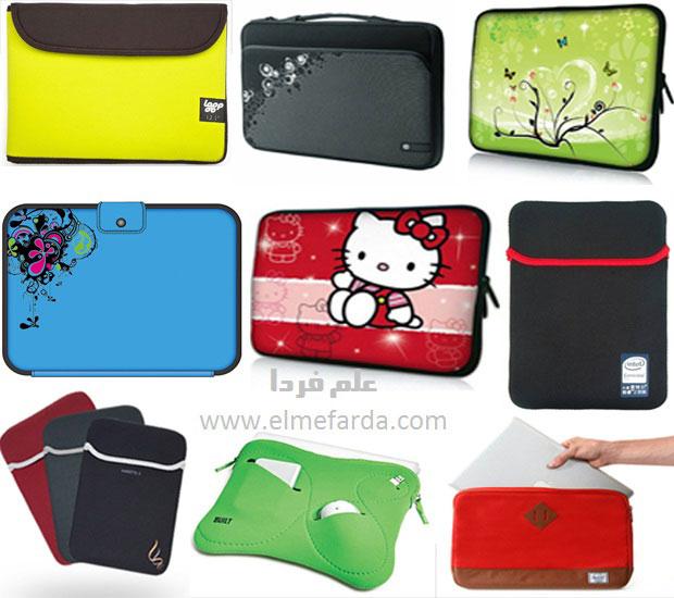 انواع کاور لپ تاپ - راهنمای خرید کیف لپ تاپ