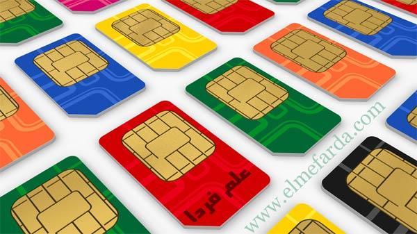 اینترنت همراه با استفاده از سیم کارت 3G یا GPRS