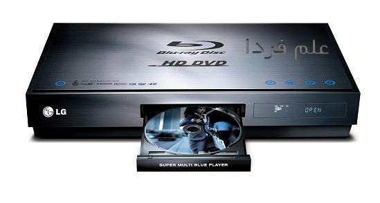 پخش کننده بلوری Blu-Ray