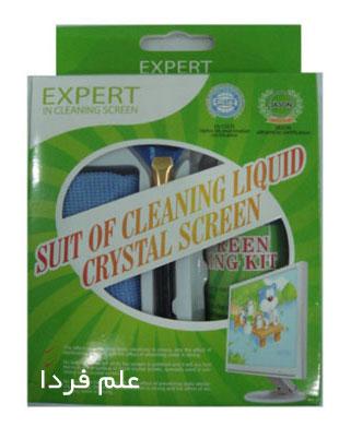 مایع تمیز کننده LCD ارزان قیمت