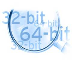 تشخیص نوع سیستم عامل ؛ سیستم من 32 بیتی است یا 64 بیتی
