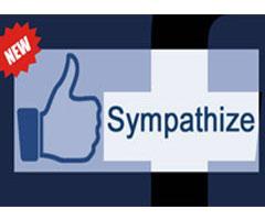 دکمه همدردی Sympathize ابزار جدید فیس بوک برای ابراز همدردی