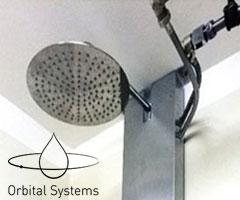 دوش آب چرخشی Recycling Shower
