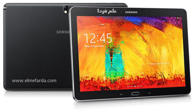 Galaxy note 10.1 2014 Edition / گلکسی نوت 10.1 نسخه 2014 - رنگ مشکی