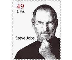 تمبر پستی استیو جابز در سال 2015 در امریکا تولید خواهد شد