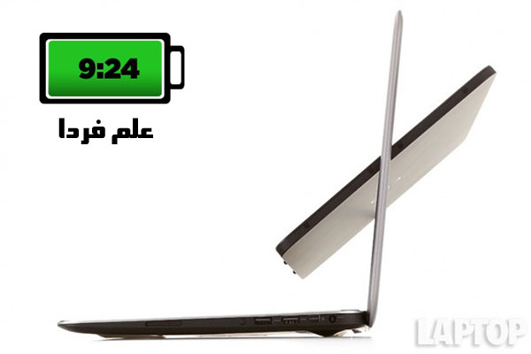 لپ تاپ dell XPS 12