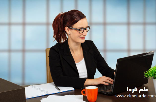 وب سایت دقیقا مثل یه کارمند مودب و با حوصله مشتری هاتون رو راهنمایی میکنه