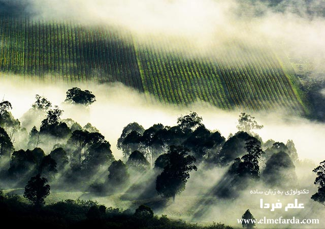 "Kings Valley Clouds,"" Mansfield, Victoria, Australia, Places Category"