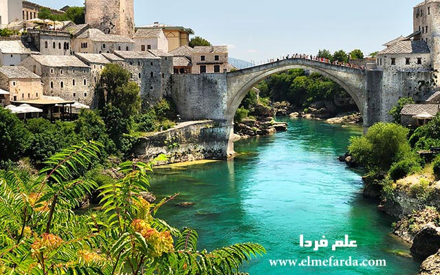 Stari-Most,-Bosnia-And-Herzegovina