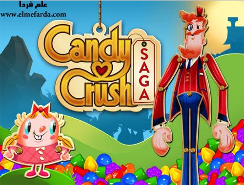 بازی candy crush saga اندروید