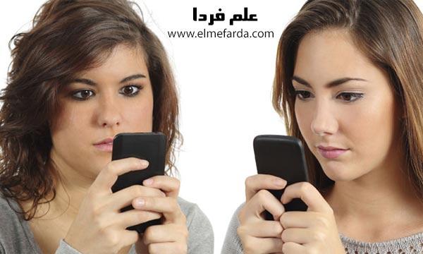 انحراف چشم - حاصل بازی زیاد با گوشی موبایل