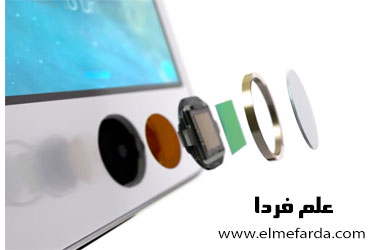 iphone 5s touch ID home button