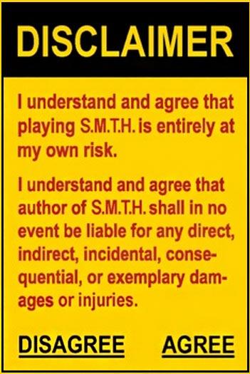 قوانین بازی منو بنداز آسمون هفتم SMTH