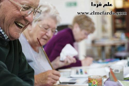 فعالیت اجتماعی سالخوردگان