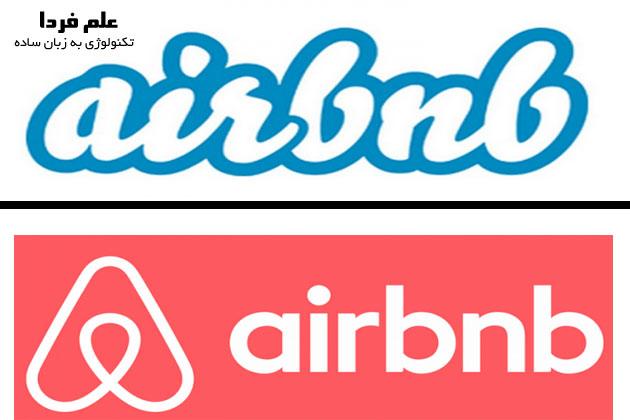 لوگوی Airbnb جدید - 2014