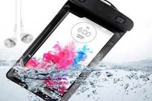ضد آب بودن LG G3