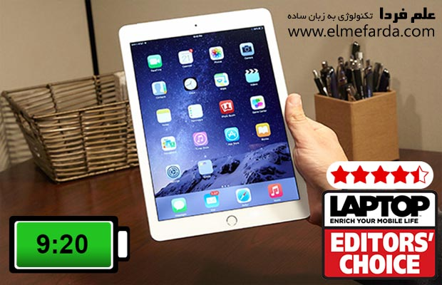 تبلت Apple iPad Air 2
