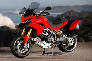 موتورسیکلت دوکاتی Ducati با سیستم امنیتی