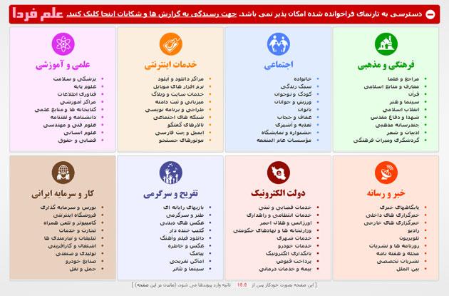 صفحه مربوط به Google Adwords در ایران مسدود است !