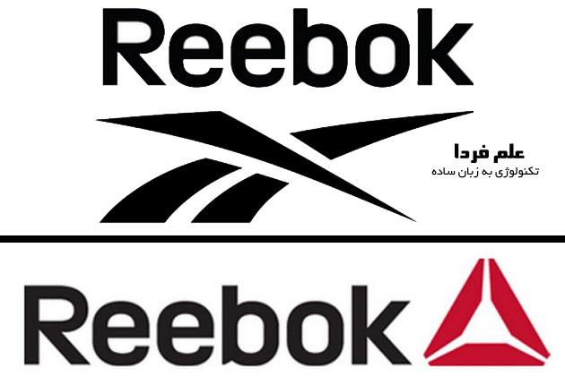 لوگوی ریبوک REEBOK جدید - 2014