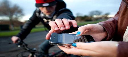 عکس العمل شما موقع سرقت گوشی تو خیابون چیه ؟