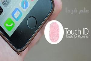 قفل اثر انگشت تاچ آیدی Touch ID آیفون 6