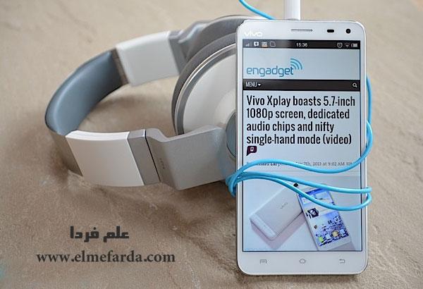 گوشی چینی مناسب پخش موزیک - vivo xplay
