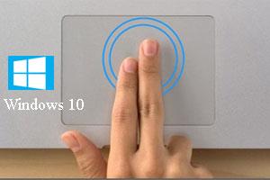 دستورات جدید تاچپد Touchpad در ویندوز ۱۰