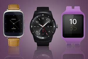 بهترین ساعت های هوشمند سال 2014