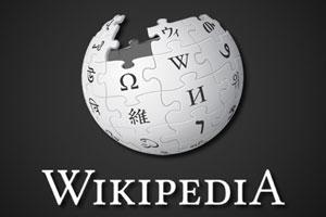 لوگوی ویکی پدیا wikipedia