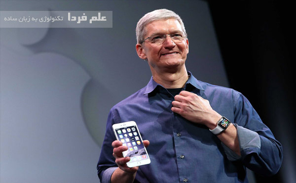 عرضه ساعت هوشمند اپل در آوریل 2015