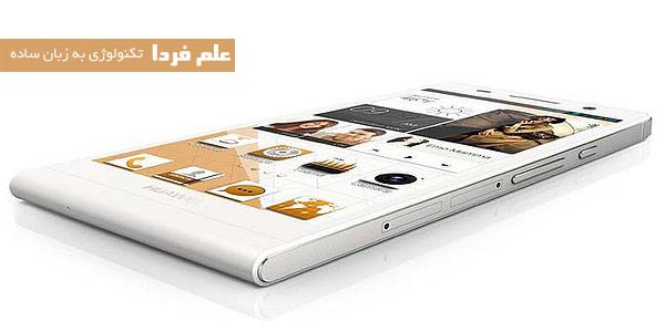 گوشی موبایل huawei-ascend-P6