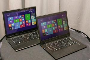 لنوو LaVie HZ550 ؛ بهترین لپ تاپ CES 2015