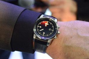 ساعت هوشمند LG برای AUDI