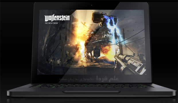 لپ تاپ new razer blade