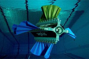 Sepios ؛ ربات ماهی هوشمند با چهار باله