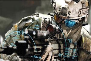 گجت های پوشیدنی که وضعیت جسمانی سربازان را بررسی میکند