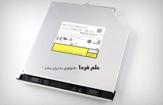 درایو نوری DVD ایسوس N550JK