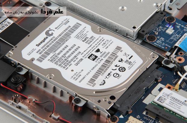 هارد درایو لپ تاپ لنوو Z510