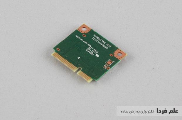 ماژول وای فای لپ تاپ لنوو Z510
