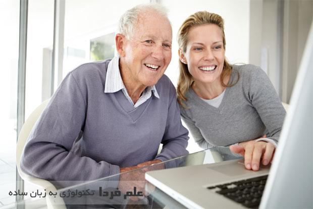 افزایش سن تاثیر بسیار کمی بر عملکرد مغز دارد