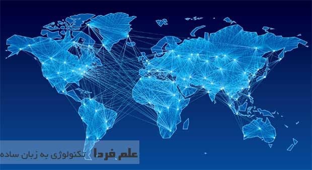 شبکه کامپیوتری جهانی یا شبکه WAN - شبکه Wide Area Network