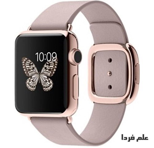 Apple Watch Edition رنگ Rose gold