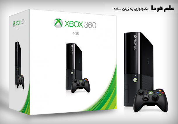 ایکس باکس 360 اسلیم E