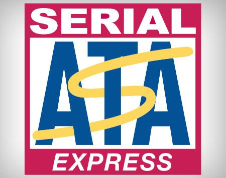 لوگوی ساتا اکسپرس SATA Express