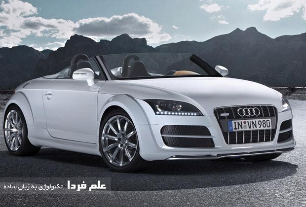 مارک ماشین آئودی -Audi