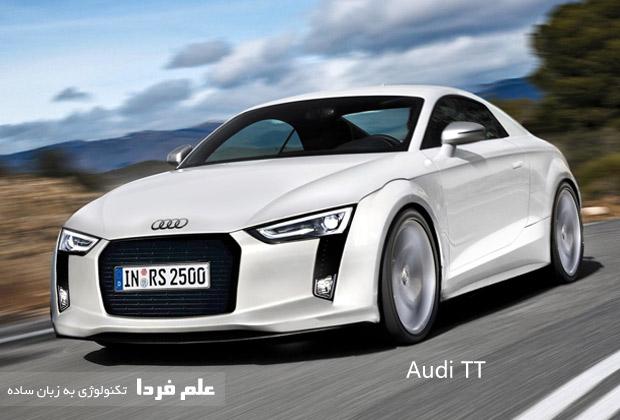 ماشین آئودی تی تی - Audi TT