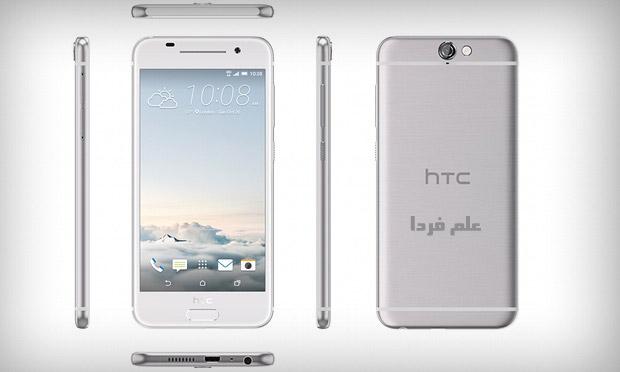 طراحی گوشی HTC One A9