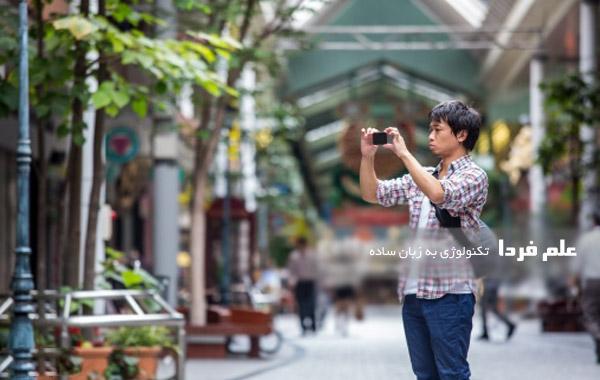 صدای شاتر دوربین گوشی در ژاپن قطع نمیشه