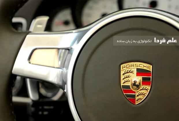 مارک ماشین پورشه Porsche